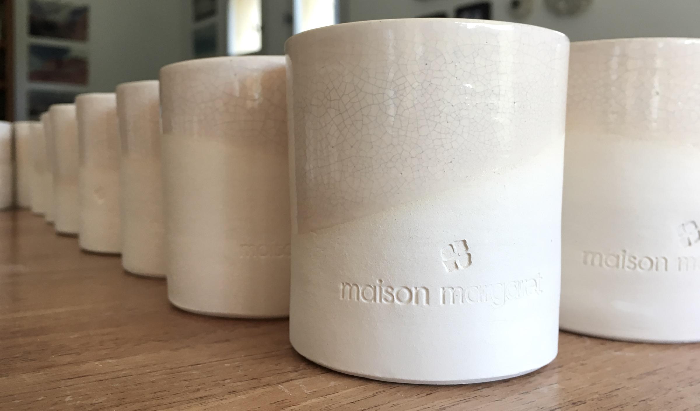 Maison Margaret X Dai ceramic