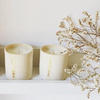 Bougies Dai Ceramic